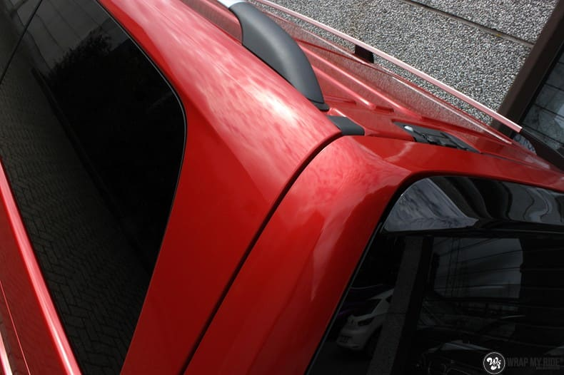 Mercedes Benz V-klasse AMG, Carwrapping door Wrapmyride.nu Foto-nr:10097, ©2021