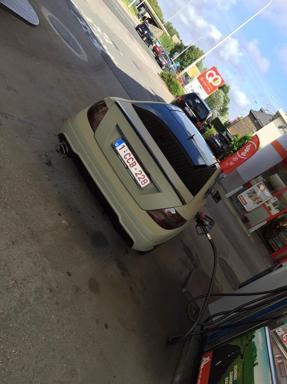 Mercedes C-Coupe matte khaki green, Carwrapping door Wrapmyride.nu Foto-nr:9165, ©2021