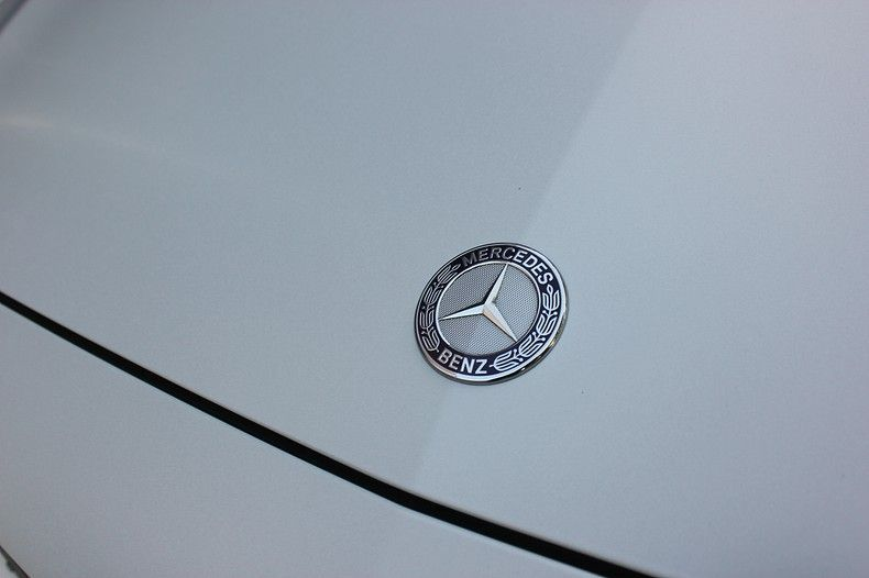 Mercedes C-coupe Satin ghost flip, Carwrapping door Wrapmyride.nu Foto-nr:11882, ©2021