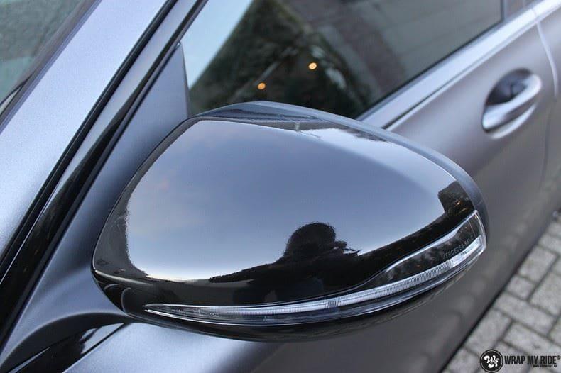 Mercedes C350e AMG, Carwrapping door Wrapmyride.nu Foto-nr:8629, ©2021