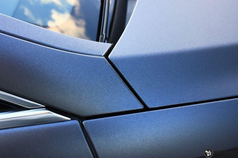 Mercedes CLS matte dark grey, Carwrapping door Wrapmyride.nu Foto-nr:8895, ©2021