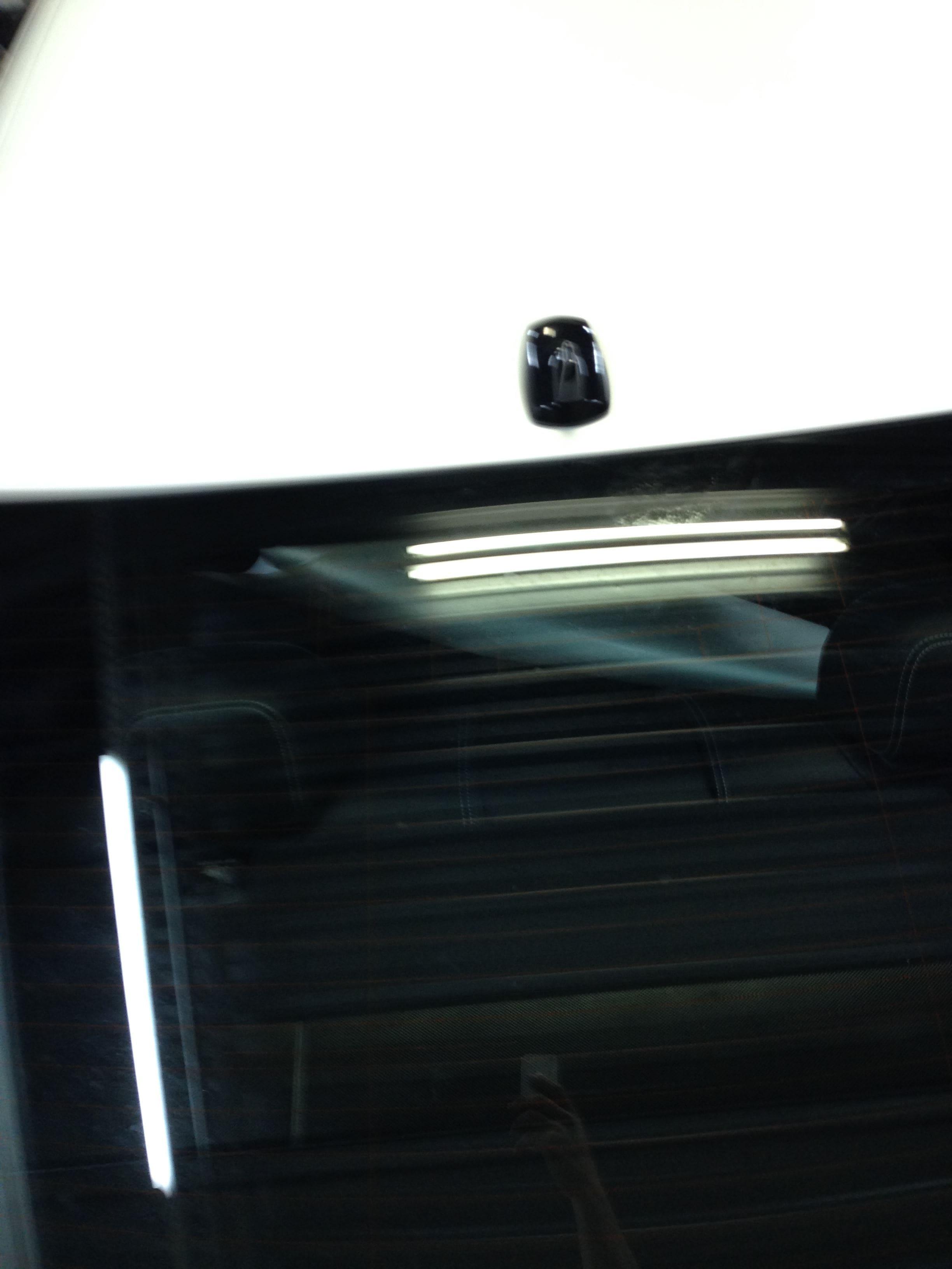 Mercedes CLS met White Satin Pearl Wrap, Carwrapping door Wrapmyride.nu Foto-nr:6194, ©2021