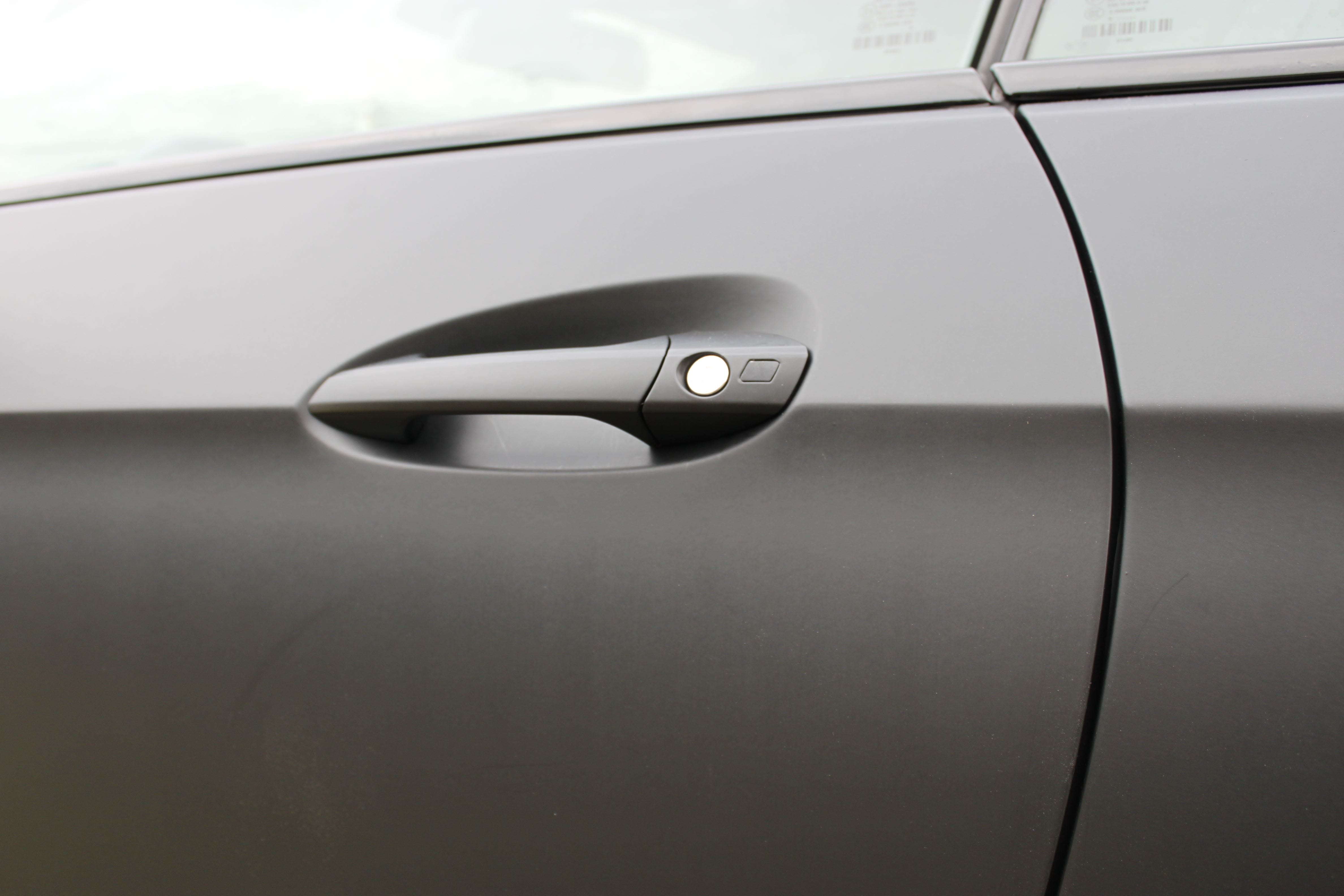 Mercedes E-coupe mat zwart, Carwrapping door Wrapmyride.nu Foto-nr:9334, ©2020
