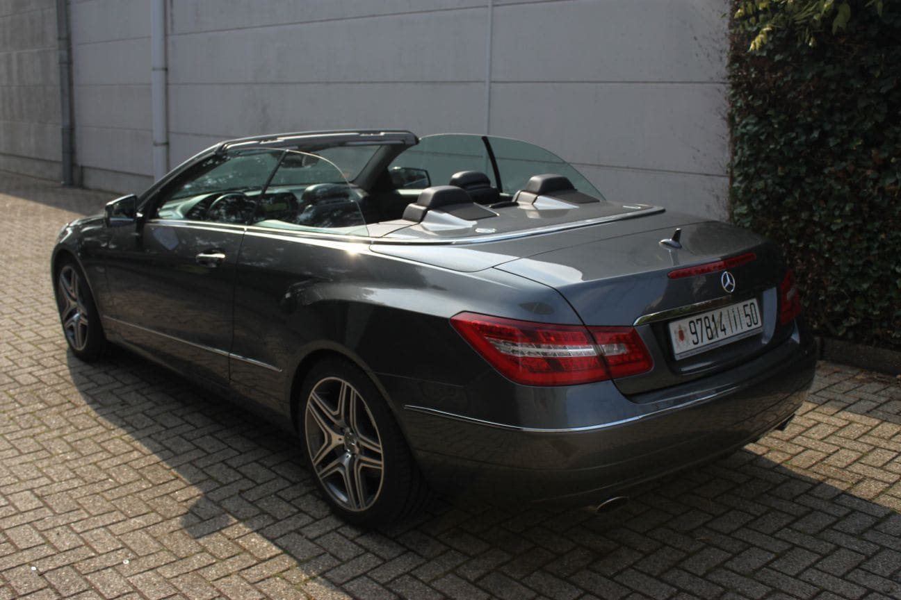 mercedes e klasse cabrio met gunpowder wrap wrap my ride. Black Bedroom Furniture Sets. Home Design Ideas