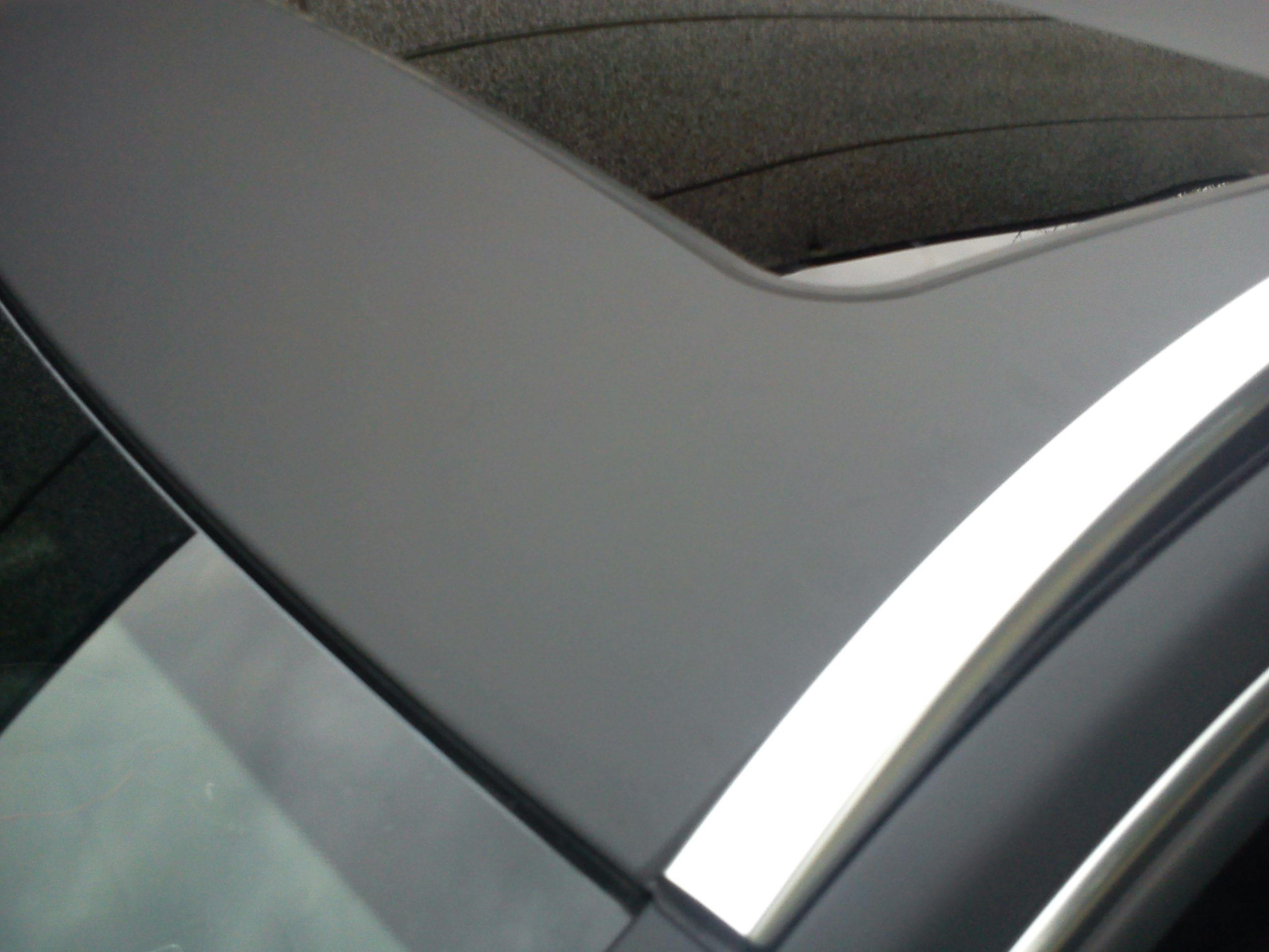 Mercedes E320 met Mat Zwarte Wrap, Carwrapping door Wrapmyride.nu Foto-nr:6235, ©2020