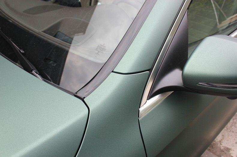Mercedes GLC 3M Matte Pine Green, Carwrapping door Wrapmyride.nu Foto-nr:11841, ©2021