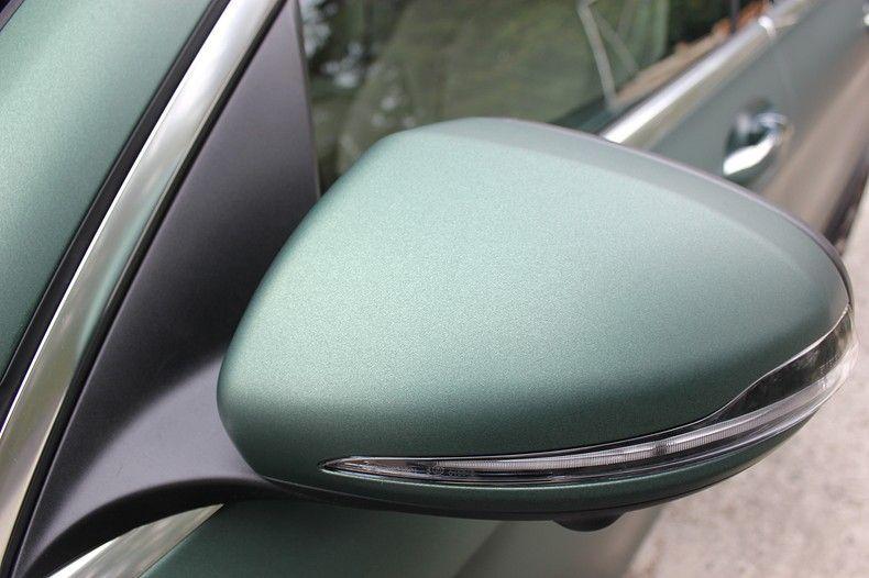Mercedes GLC 3M Matte Pine Green, Carwrapping door Wrapmyride.nu Foto-nr:11842, ©2020