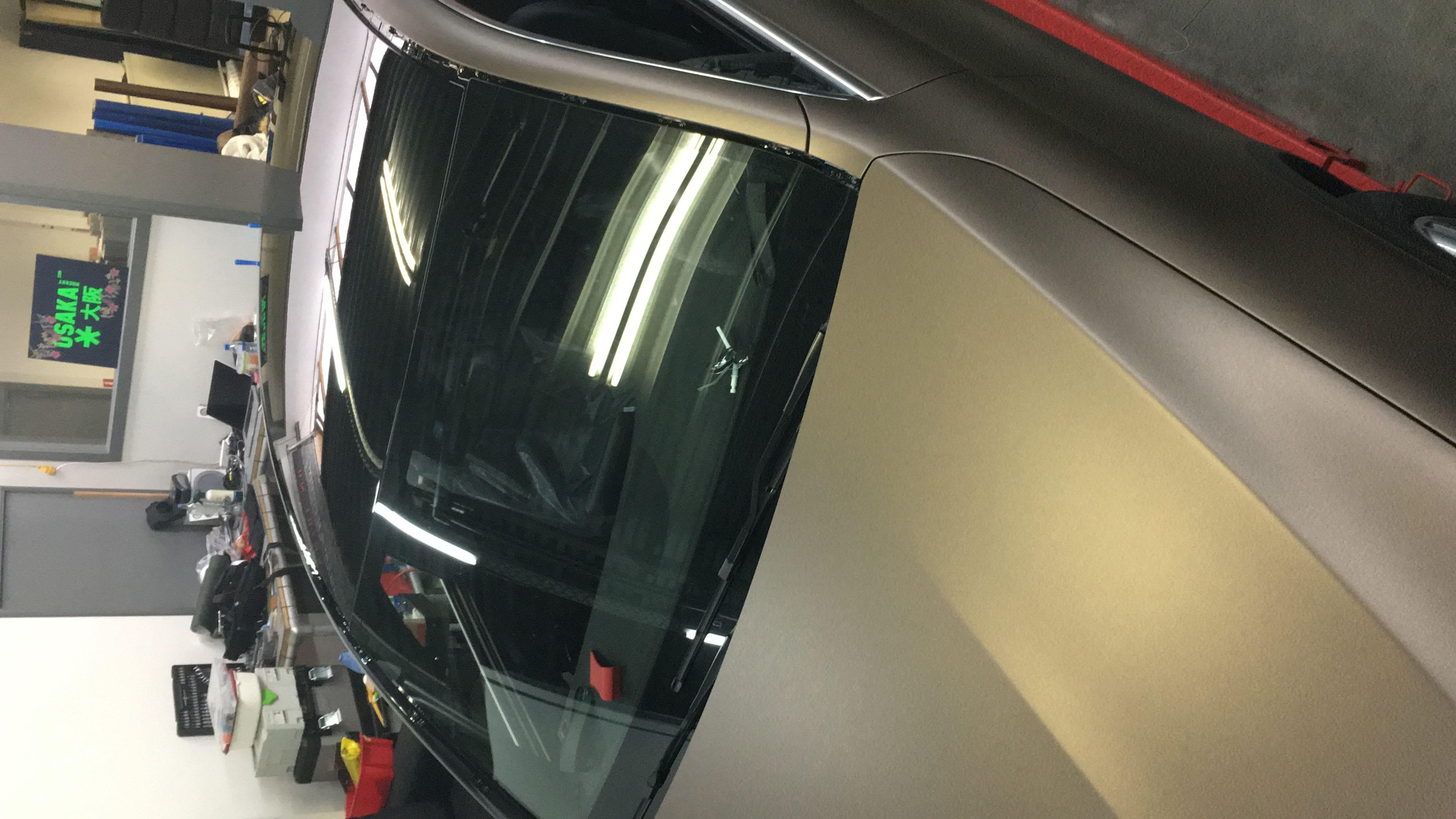 Mercedes GLC Coupe Matte metallic brown, Carwrapping door Wrapmyride.nu Foto-nr:9379, ©2021
