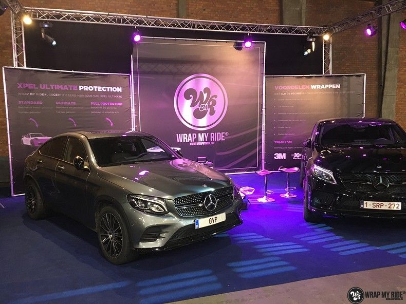 mercedes GLC urban camo, Carwrapping door Wrapmyride.nu Foto-nr:10754, ©2021