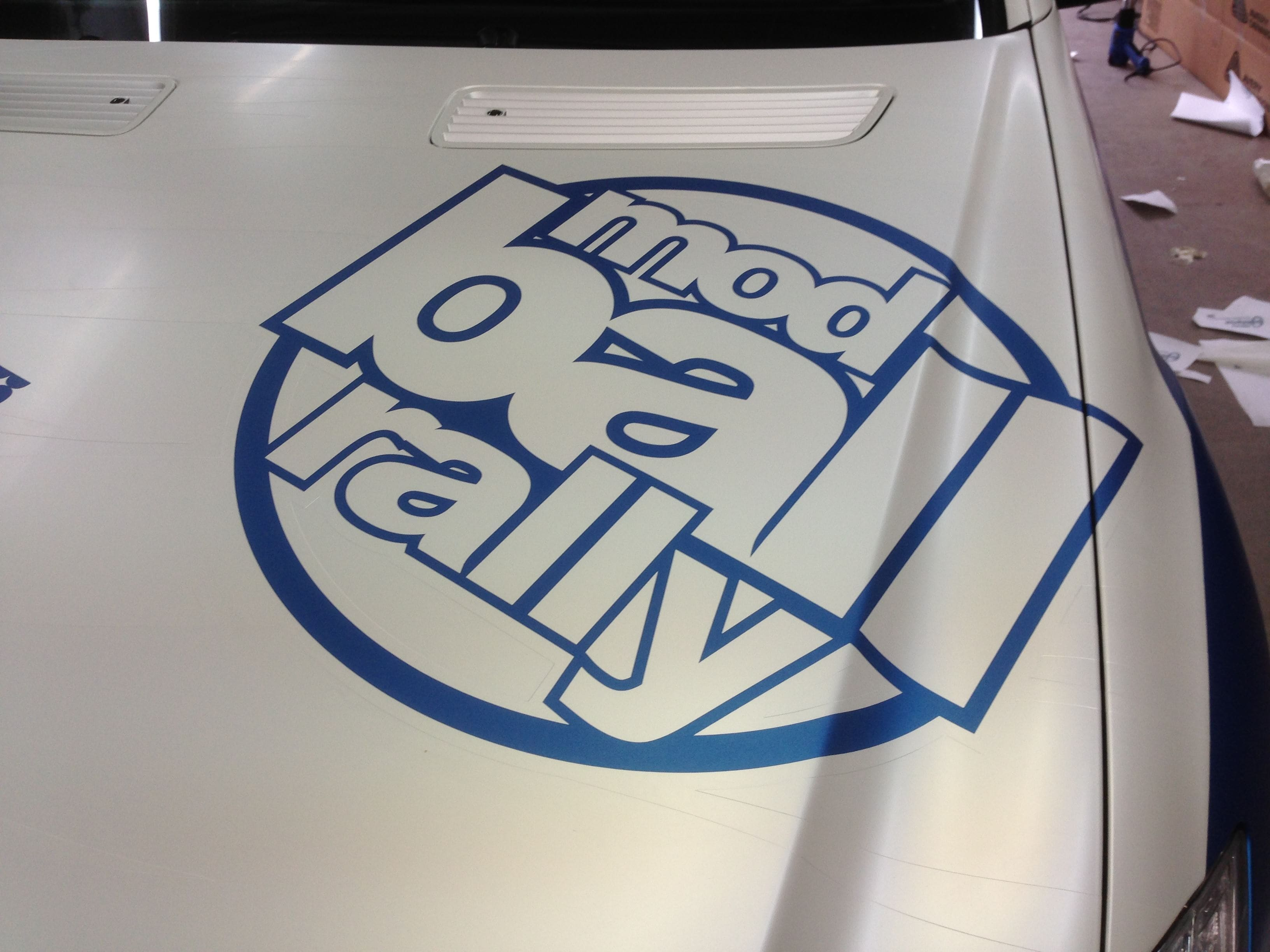 Mercedes S-Klasse AMG met Speciale Modball Wrap, Carwrapping door Wrapmyride.nu Foto-nr:6325, ©2020