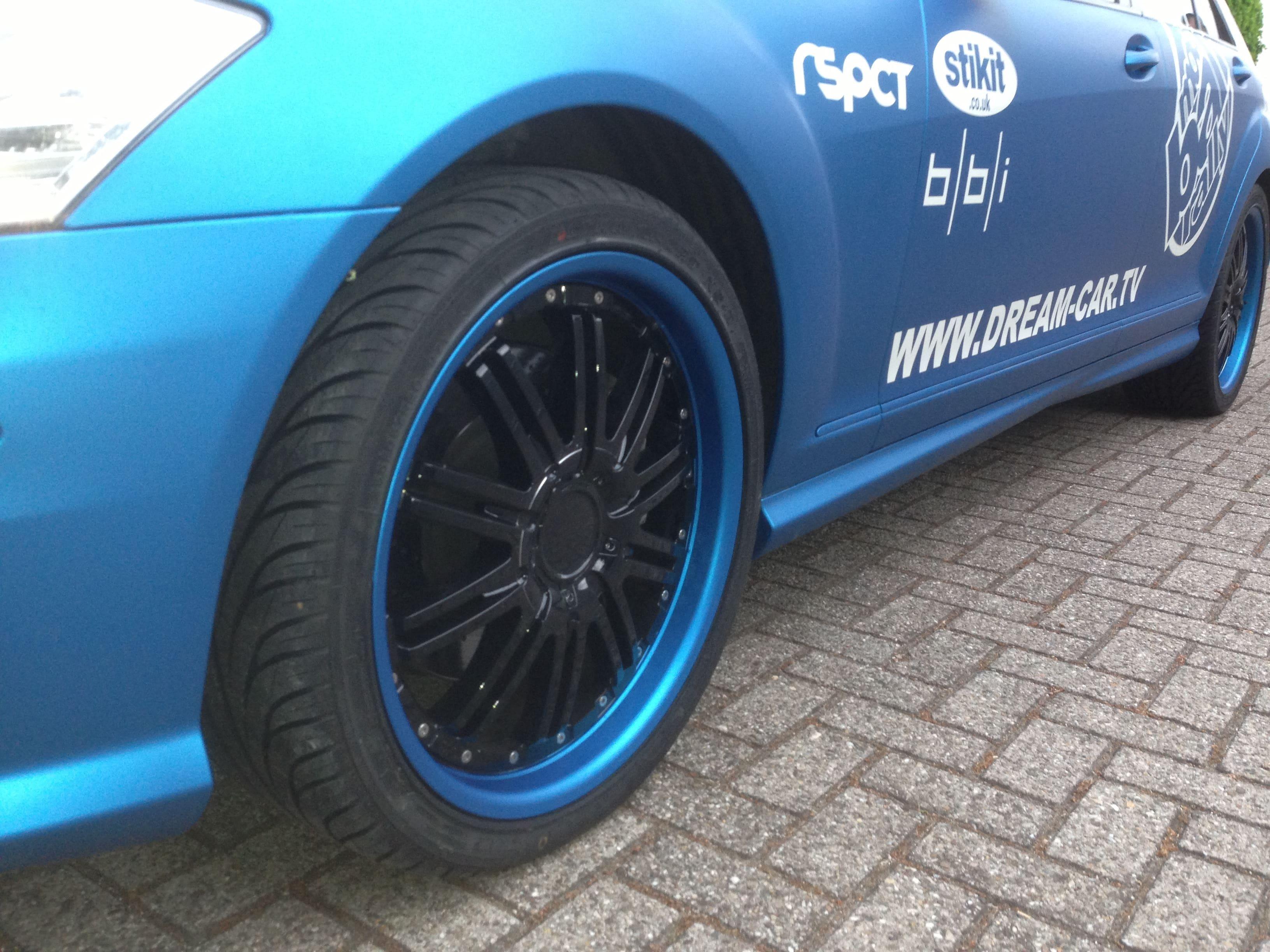 Mercedes S-Klasse AMG met Speciale Modball Wrap, Carwrapping door Wrapmyride.nu Foto-nr:6333, ©2020