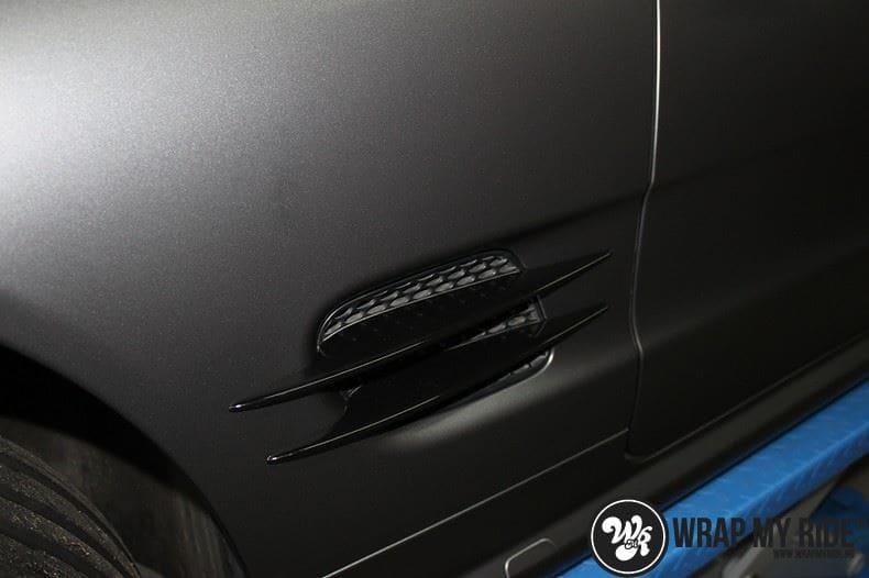 Mercedes SL 55AMG, Carwrapping door Wrapmyride.nu Foto-nr:7951, ©2020