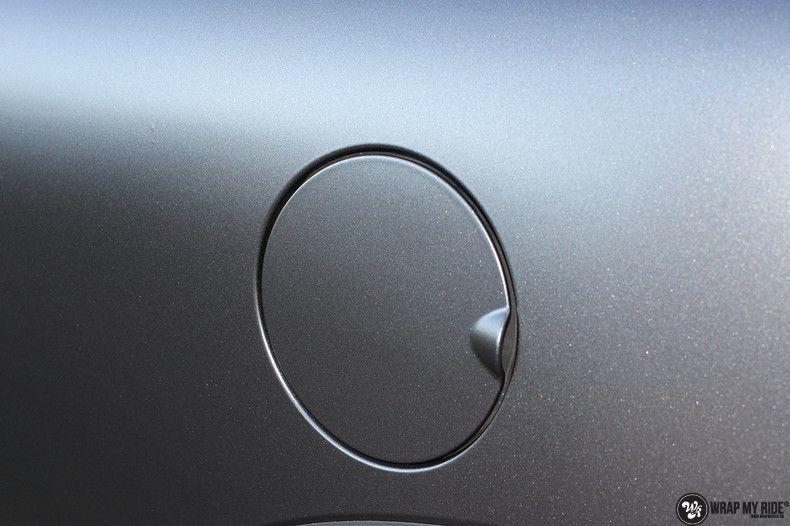 mini cooper s cabrio satin dark grey, Carwrapping door Wrapmyride.nu Foto-nr:10851, ©2020