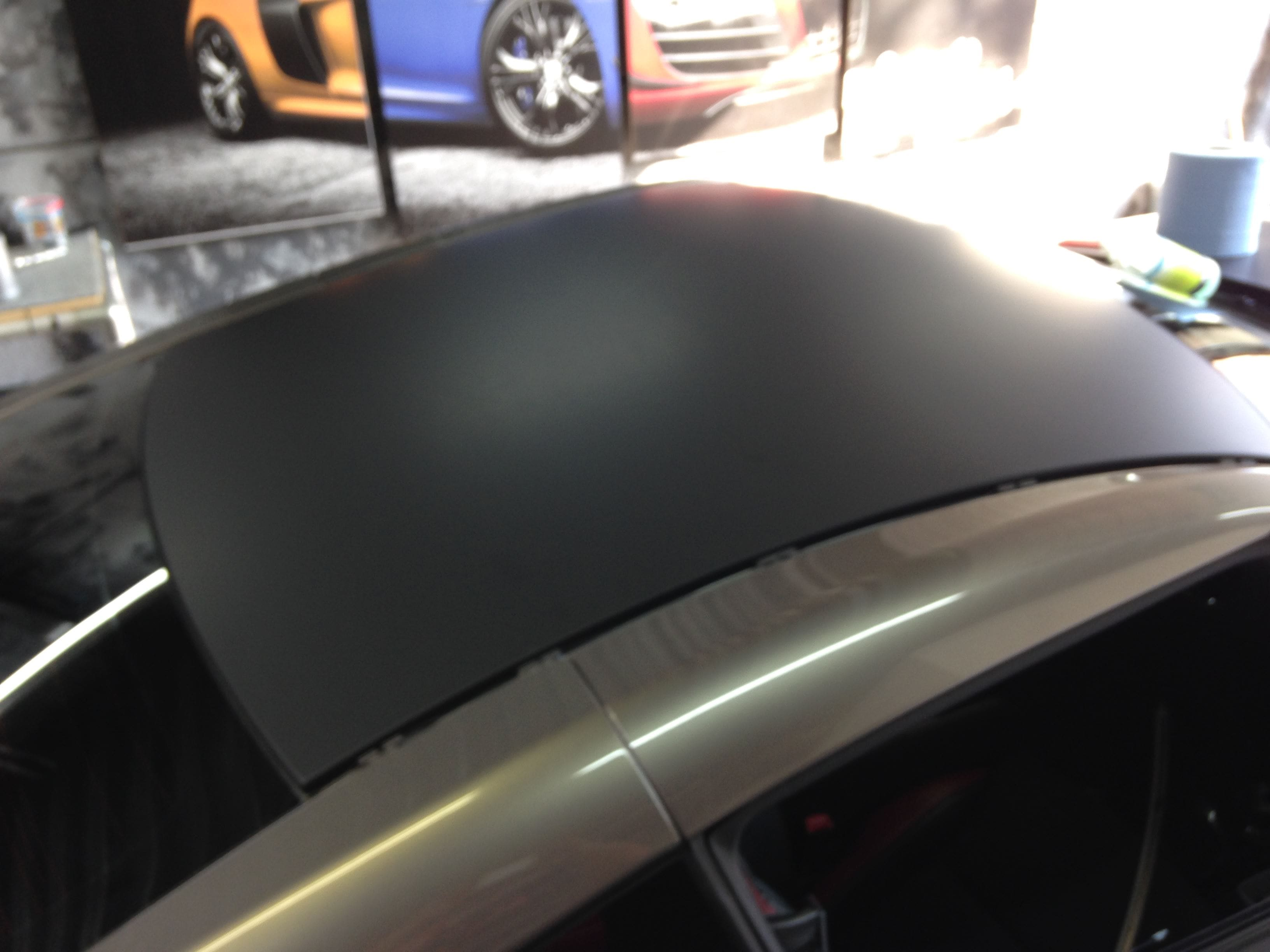 Nissan GT-R met Blue Chrome Wrap, Carwrapping door Wrapmyride.nu Foto-nr:6443, ©2021
