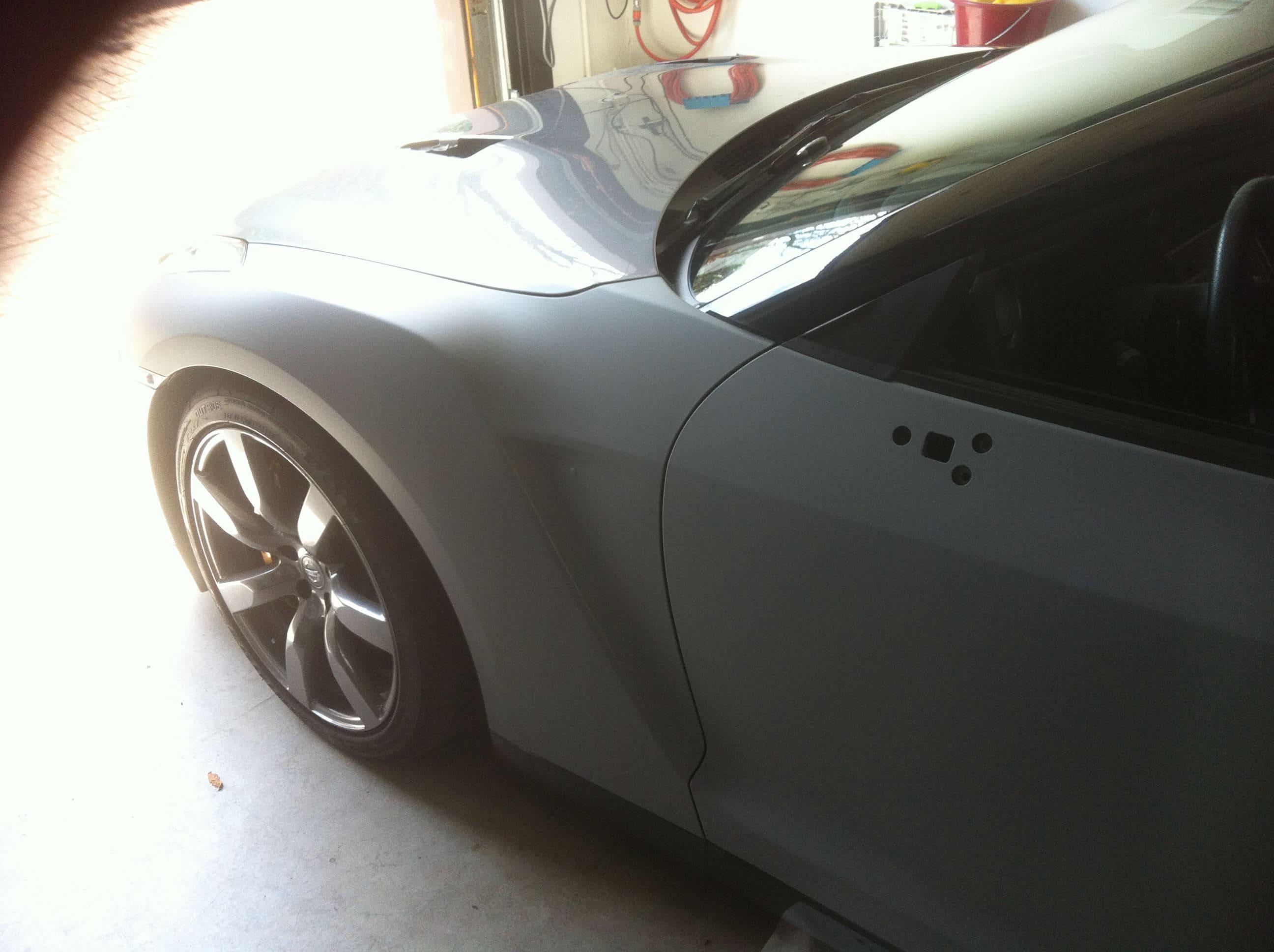 Nissan GT-R met Mat Grijze Wrap, Carwrapping door Wrapmyride.nu Foto-nr:6546, ©2020