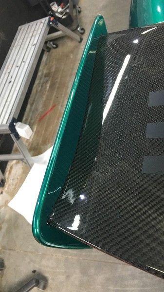 Porsche 911 GT2RS ASW Dark Grey Pearl, Carwrapping door Wrapmyride.nu Foto-nr:12225, ©2019
