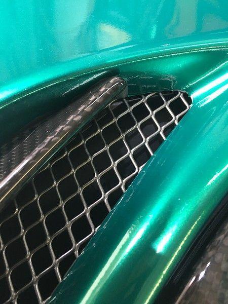 Porsche 911 GT2RS ASW Dark Grey Pearl, Carwrapping door Wrapmyride.nu Foto-nr:12236, ©2019