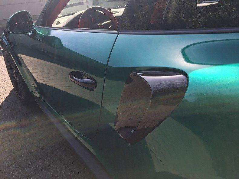 Porsche 911 GT2RS ASW Dark Grey Pearl, Carwrapping door Wrapmyride.nu Foto-nr:12204, ©2019