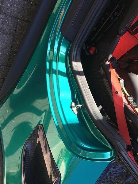 Porsche 911 GT2RS ASW Dark Grey Pearl, Carwrapping door Wrapmyride.nu Foto-nr:12197, ©2019