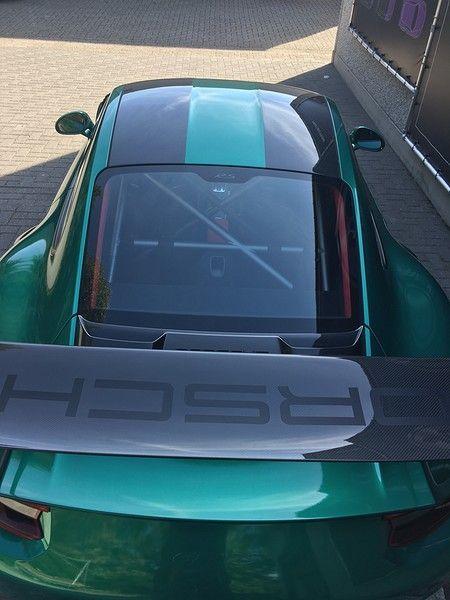 Porsche 911 GT2RS ASW Dark Grey Pearl, Carwrapping door Wrapmyride.nu Foto-nr:12187, ©2019