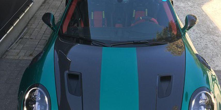 Porsche 911 GT2RS ASW Dark Grey Pearl