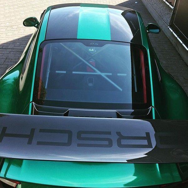 Porsche 911 GT2RS ASW Dark Grey Pearl, Carwrapping door Wrapmyride.nu Foto-nr:12180, ©2019