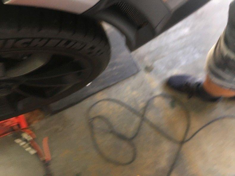 Porsche 911 GT2RS ASW Dark Grey Pearl, Carwrapping door Wrapmyride.nu Foto-nr:12251, ©2019