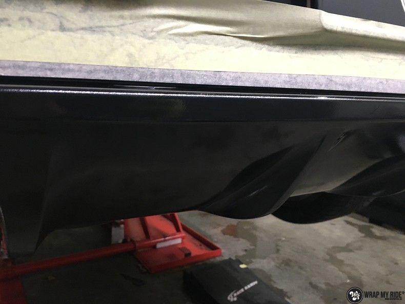Porsche Macan Carbon accenten, Carwrapping door Wrapmyride.nu Foto-nr:10833, ©2021
