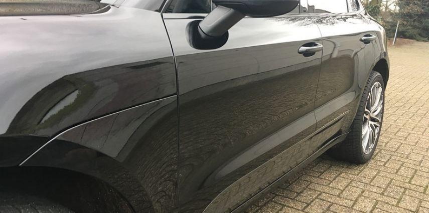 Porsche Macan Carbon accenten