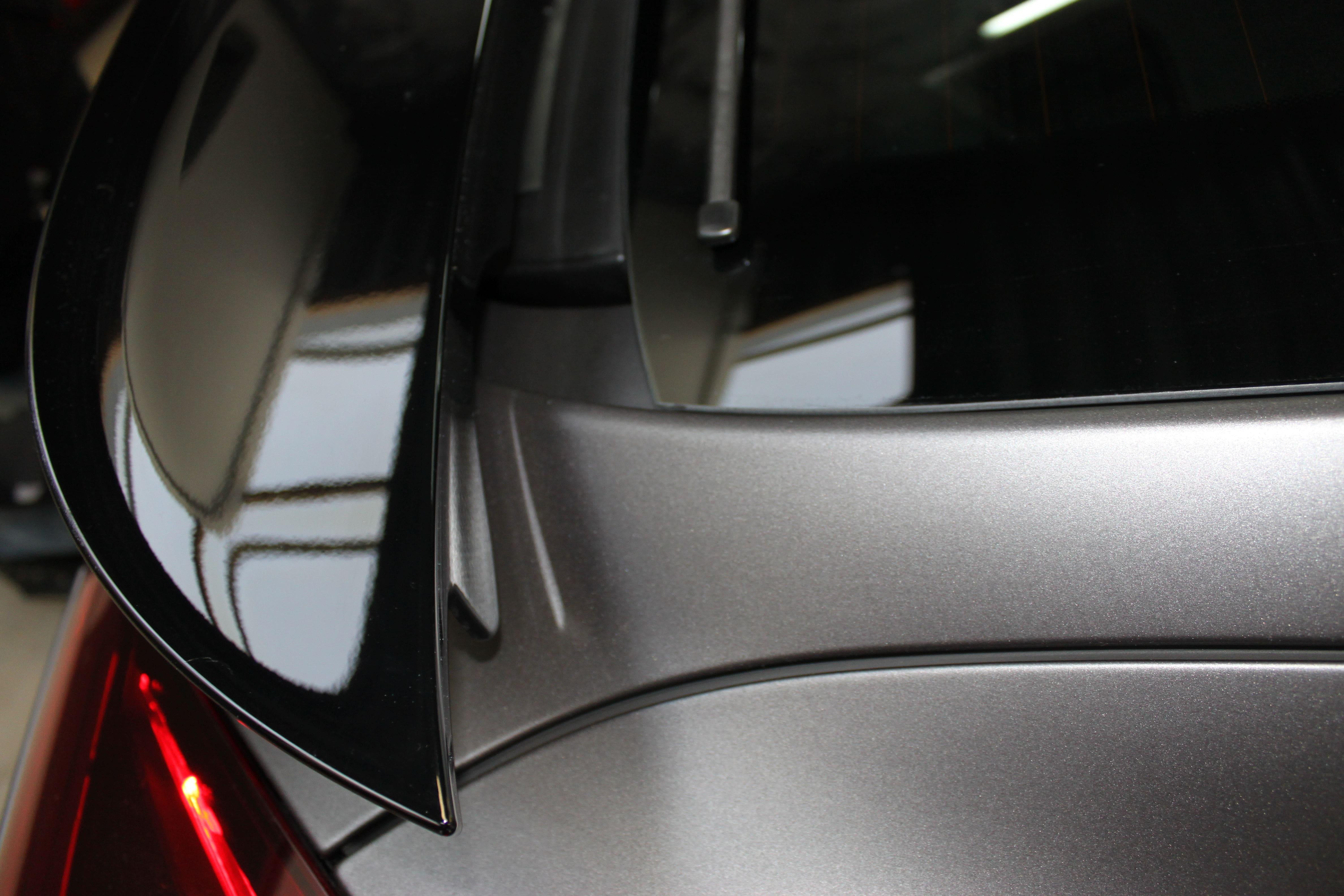 Porsche Panamera GTS Full Wrap in Gunpowder, Carwrapping door Wrapmyride.nu Foto-nr:7114, ©2021