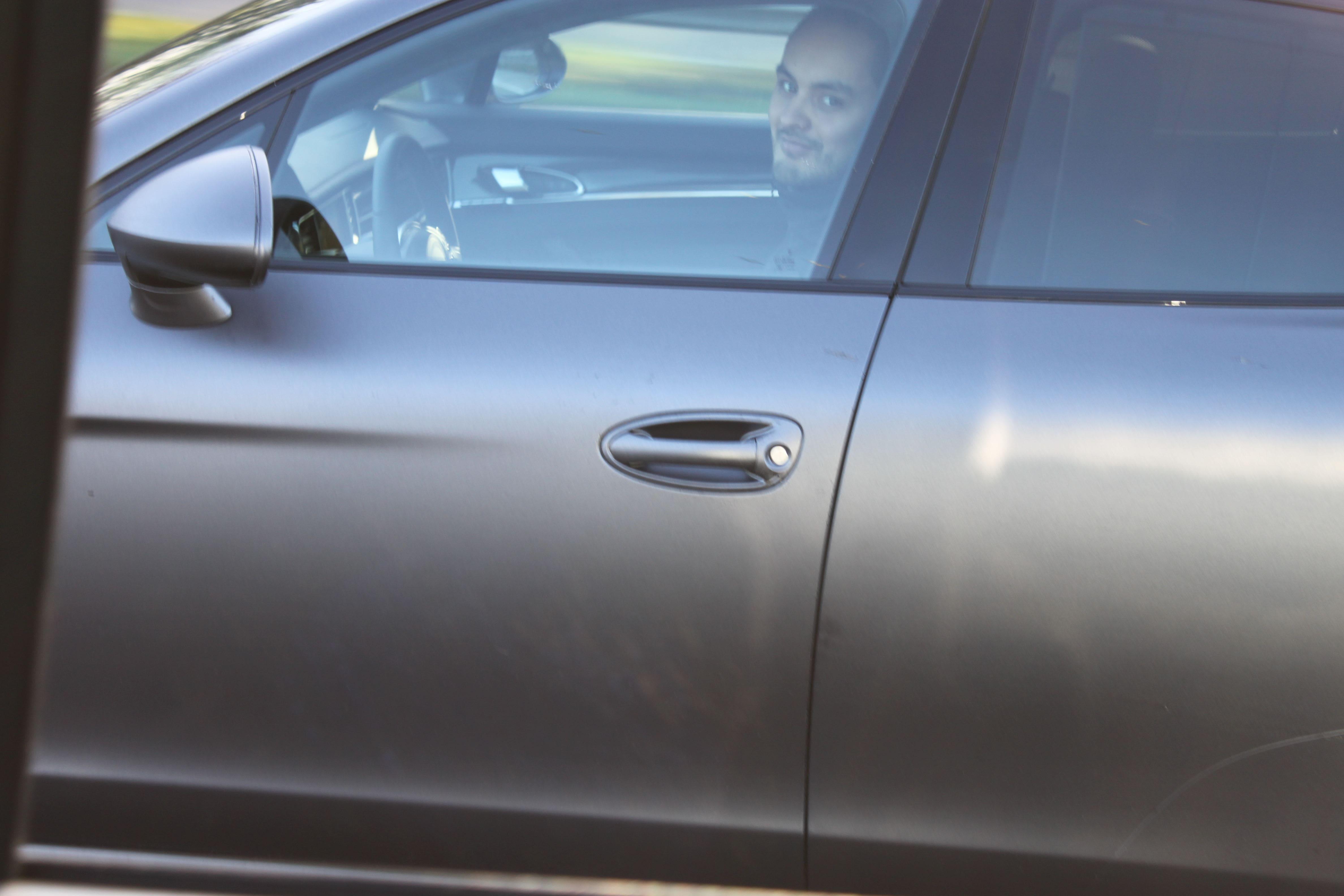 Porsche Panamera GTS Full Wrap in Gunpowder, Carwrapping door Wrapmyride.nu Foto-nr:7128, ©2021