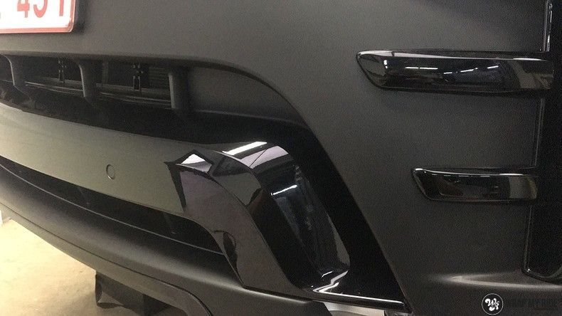 Range Rover Discovery 2018 Osaka, Carwrapping door Wrapmyride.nu Foto-nr:11447, ©2021