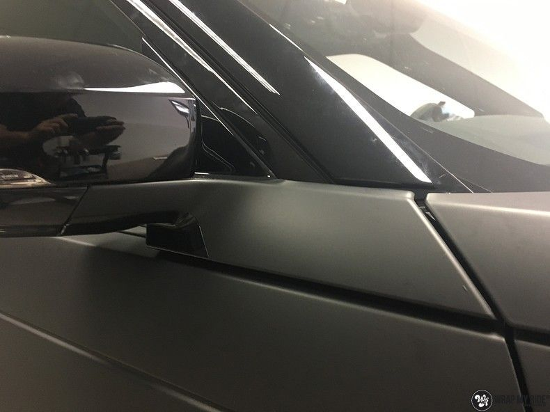 Range Rover Discovery 2018 Osaka, Carwrapping door Wrapmyride.nu Foto-nr:11416, ©2018