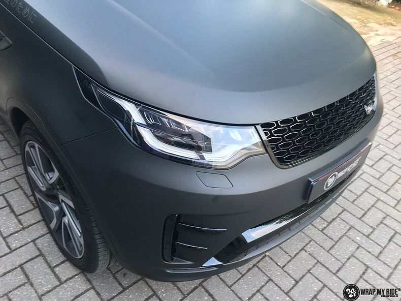 Range Rover Discovery 2018 Osaka, Carwrapping door Wrapmyride.nu Foto-nr:11439, ©2018