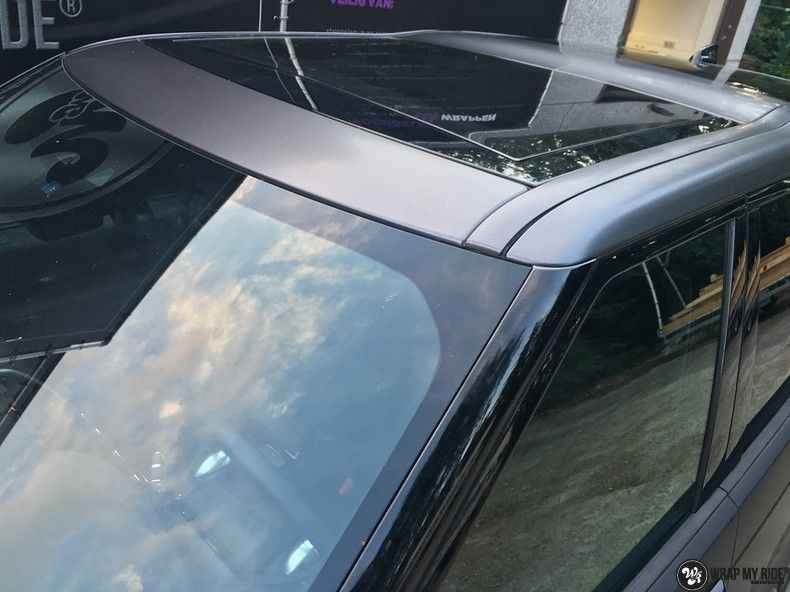 Range Rover Discovery 2018 Osaka, Carwrapping door Wrapmyride.nu Foto-nr:11433, ©2021