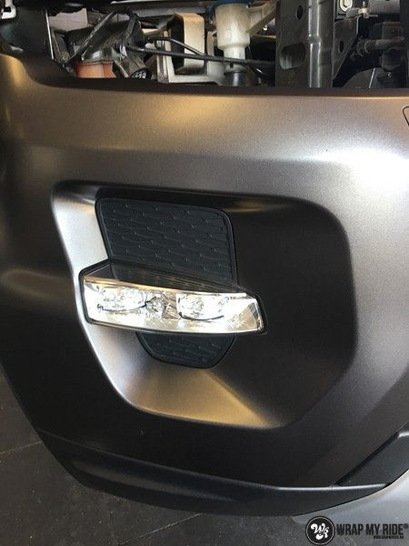 Range Rover Evoque Satin Dark Grey, Carwrapping door Wrapmyride.nu Foto-nr:11017, ©2021