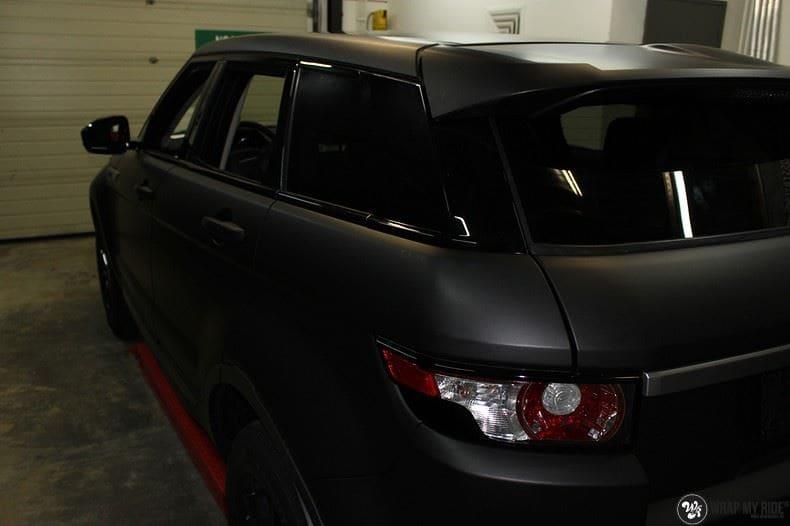 Range Rover Evoque, Carwrapping door Wrapmyride.nu Foto-nr:8428, ©2020