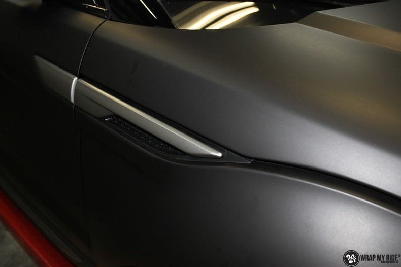 Range Rover Evoque, Carwrapping door Wrapmyride.nu Foto-nr:8431, ©2020