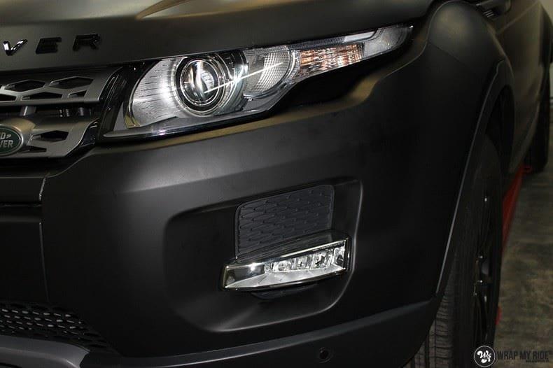 Range Rover Evoque, Carwrapping door Wrapmyride.nu Foto-nr:8433, ©2020