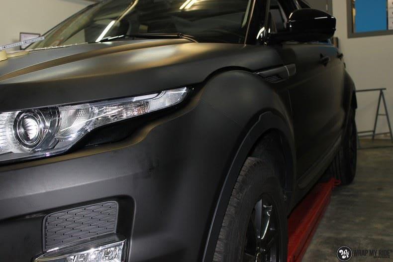 Range Rover Evoque, Carwrapping door Wrapmyride.nu Foto-nr:8434, ©2021