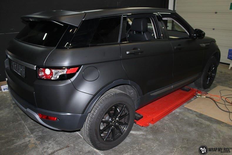 Range Rover Evoque, Carwrapping door Wrapmyride.nu Foto-nr:8439, ©2020