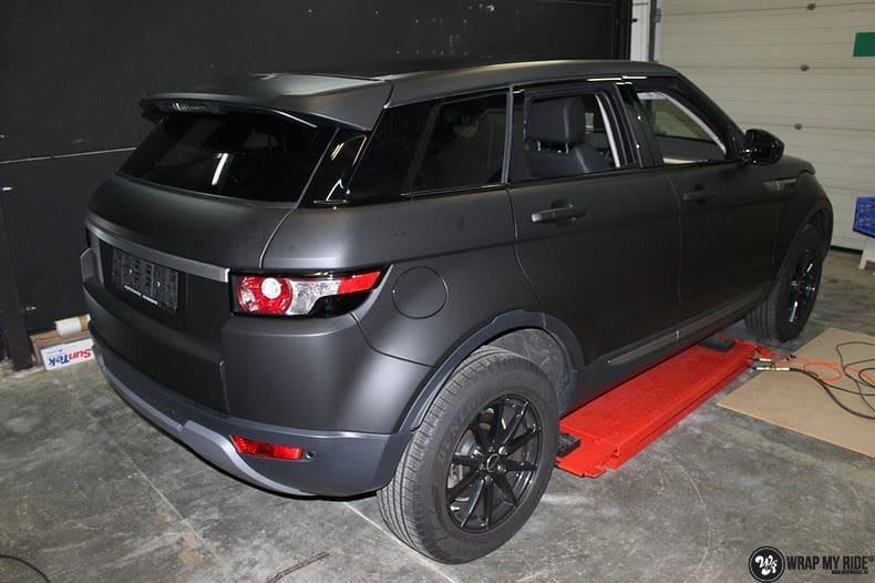 Range Rover Evoque, Carwrapping door Wrapmyride.nu Foto-nr:8440, ©2021