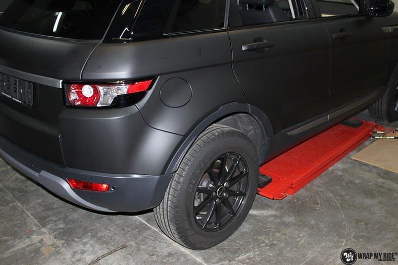 Range Rover Evoque, Carwrapping door Wrapmyride.nu Foto-nr:8441, ©2020