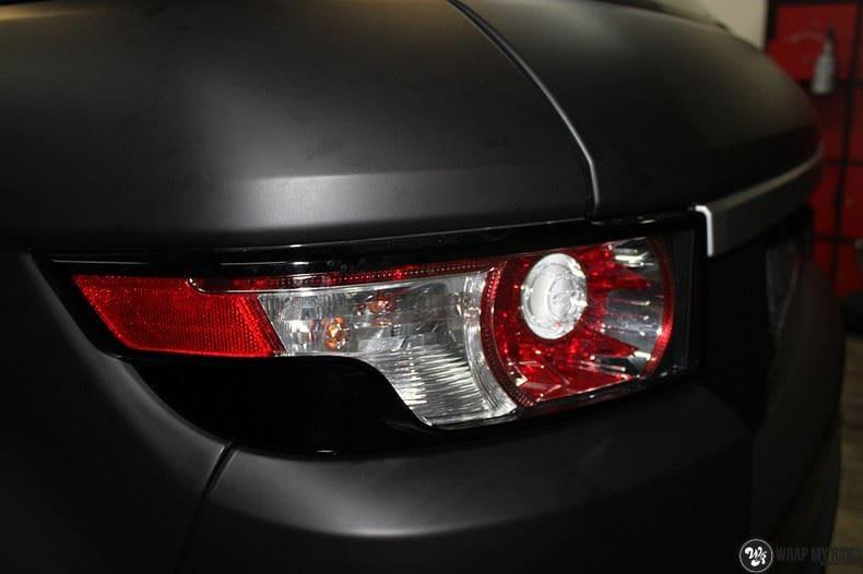 Range Rover Evoque, Carwrapping door Wrapmyride.nu Foto-nr:8444, ©2021