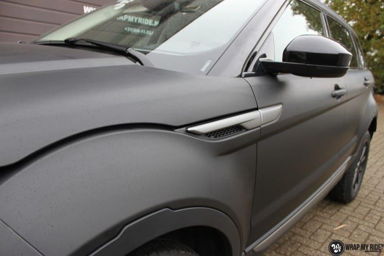 Range Rover Evoque, Carwrapping door Wrapmyride.nu Foto-nr:8452, ©2020
