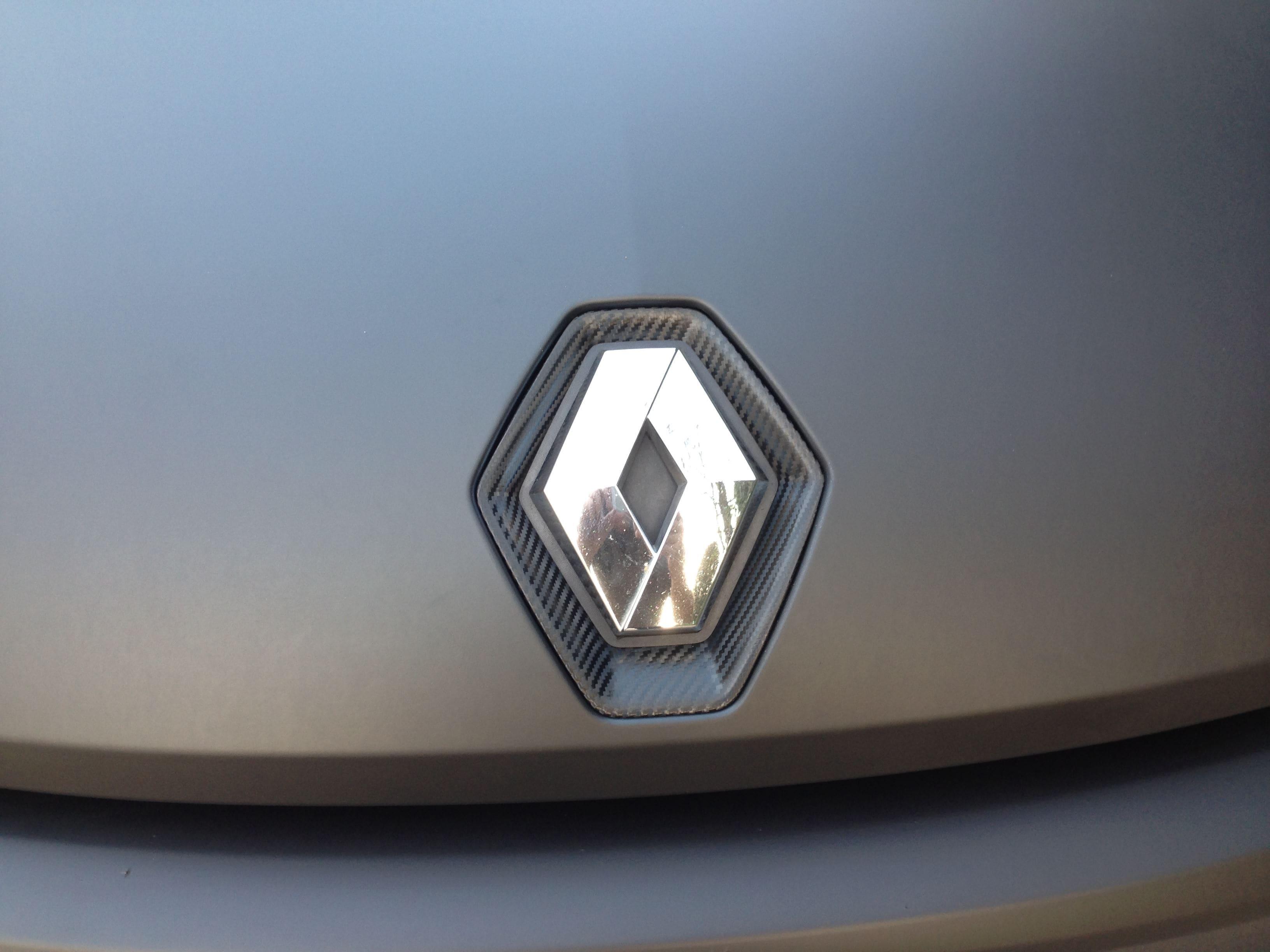 Renault Laguna Break met mat Zwarte Wrap, Carwrapping door Wrapmyride.nu Foto-nr:7177, ©2021