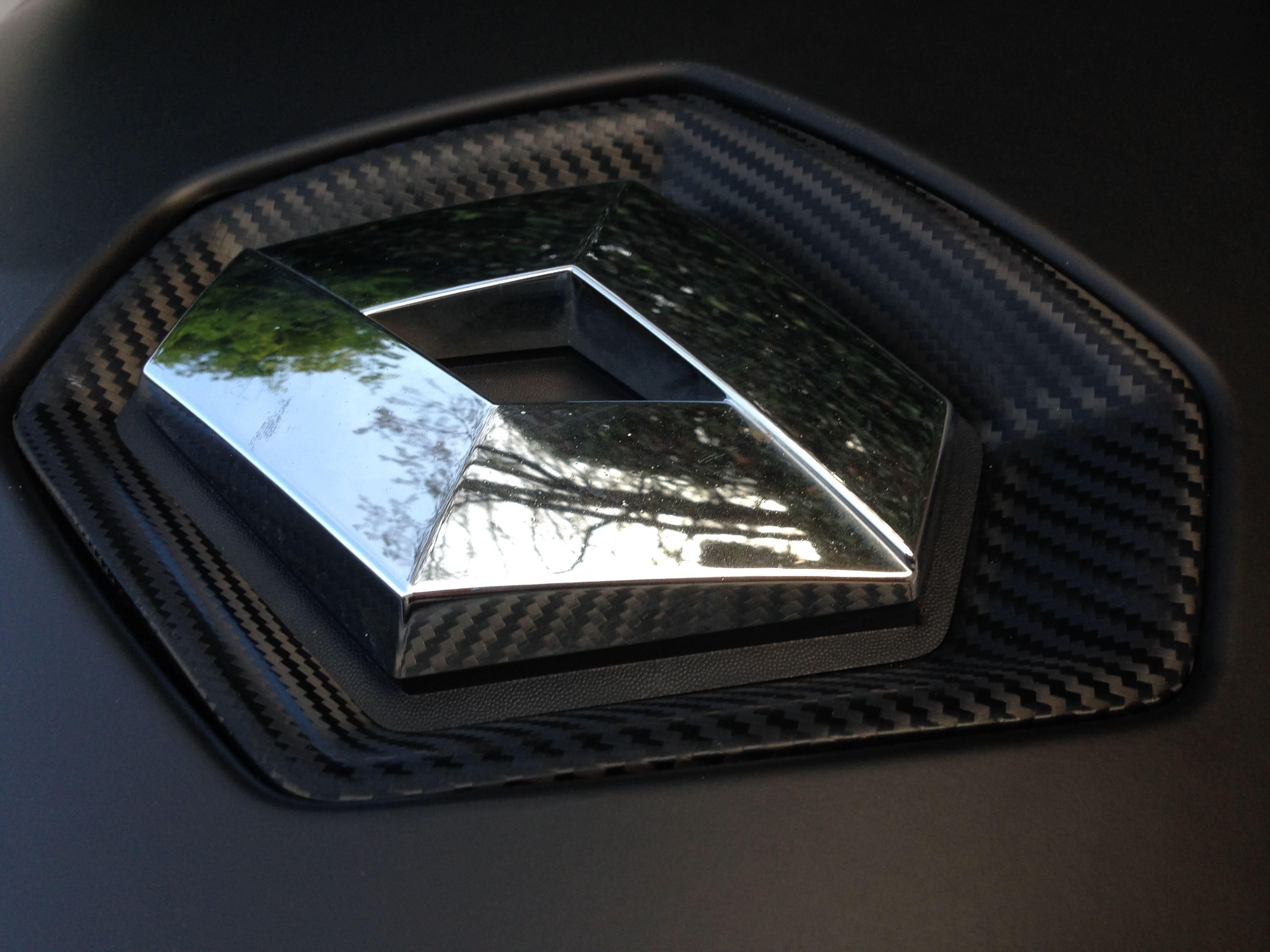 Renault Laguna Break met mat Zwarte Wrap, Carwrapping door Wrapmyride.nu Foto-nr:7179, ©2021