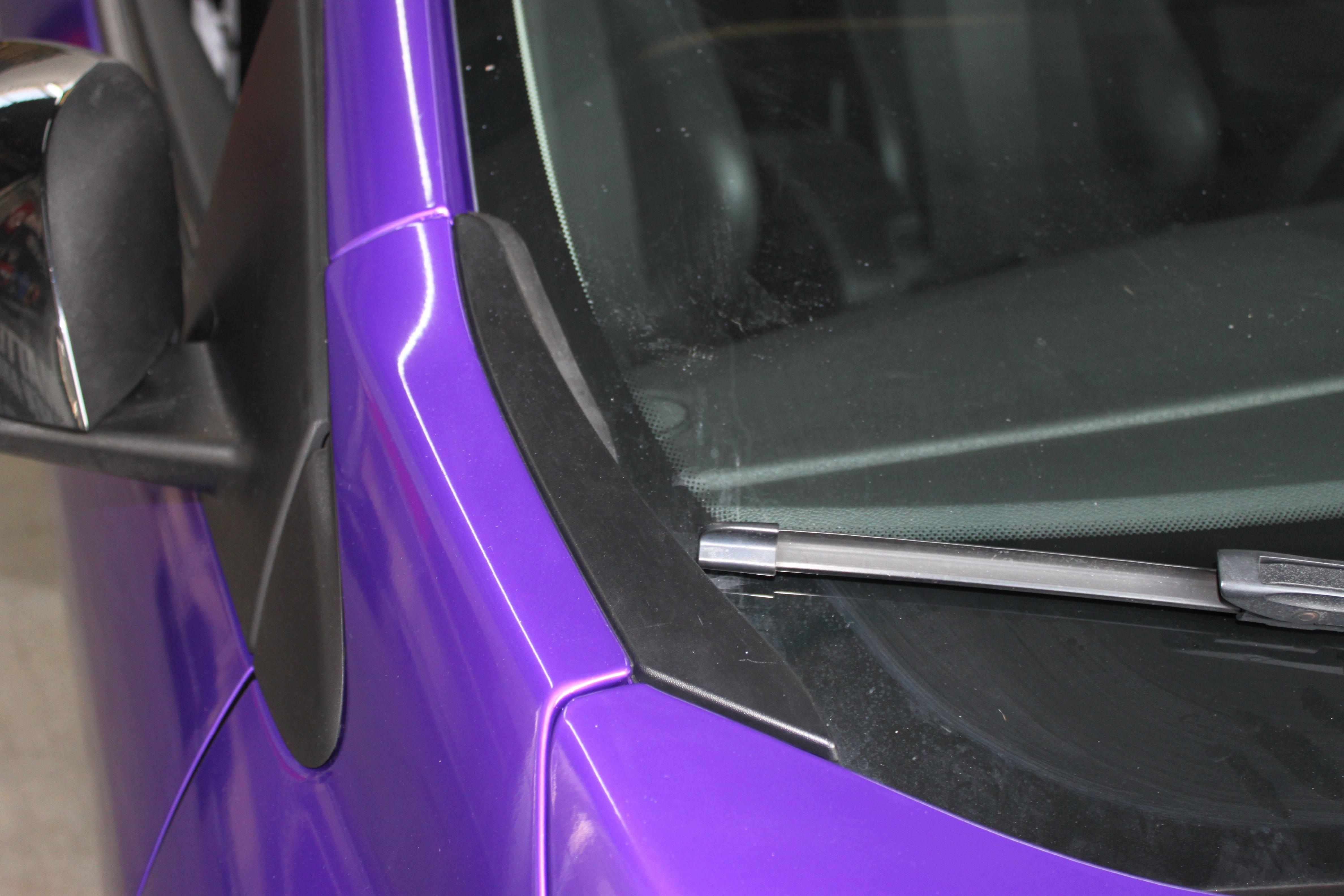Renault Megane Bose met Amethyst Wrap in Paars, Carwrapping door Wrapmyride.nu Foto-nr:7060, ©2021