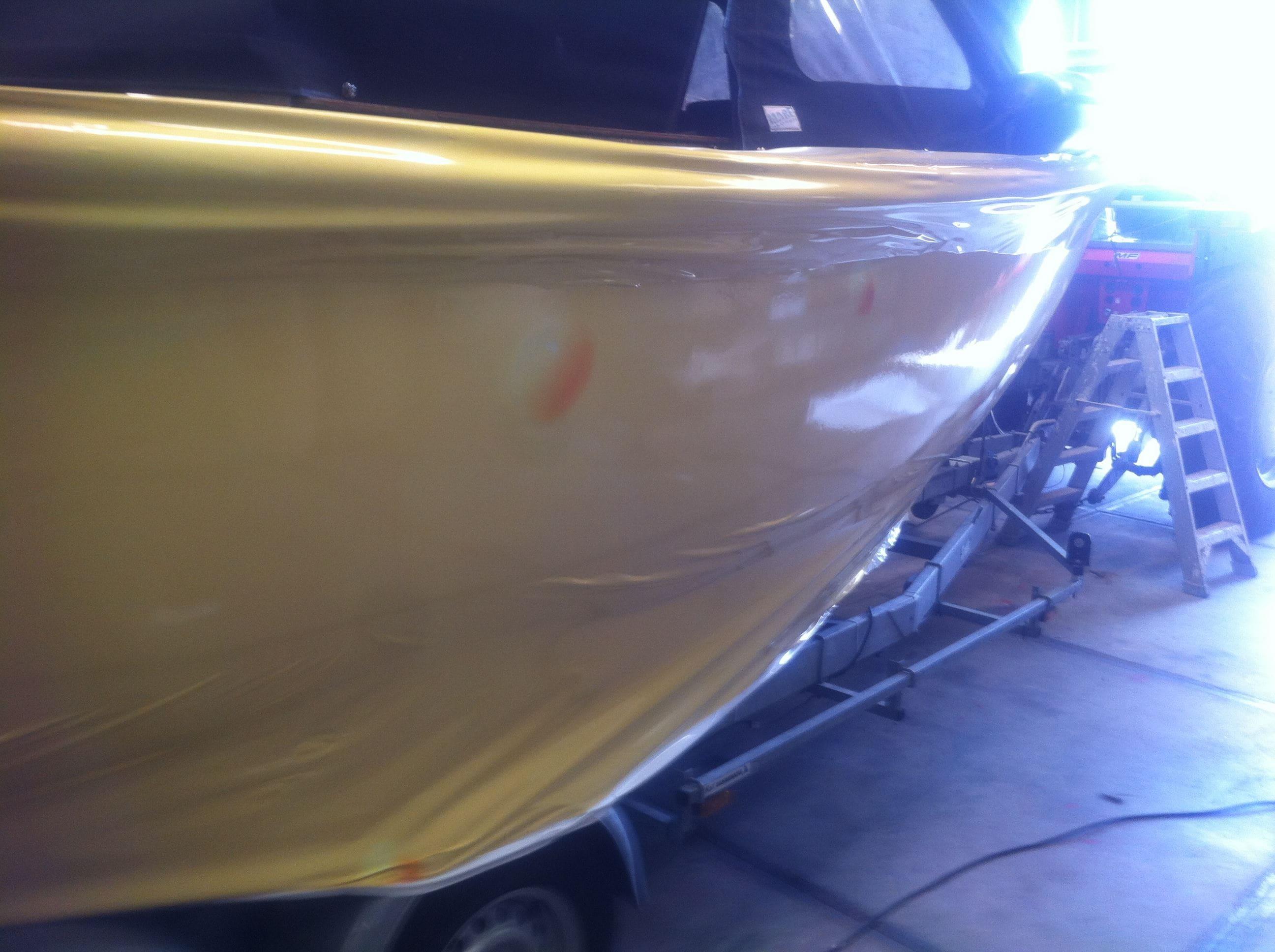 Sloep met Full Color Wrap, Carwrapping door Wrapmyride.nu Foto-nr:7551, ©2021