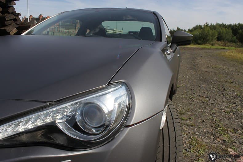 Toyota GT86, Carwrapping door Wrapmyride.nu Foto-nr:10206, ©2021